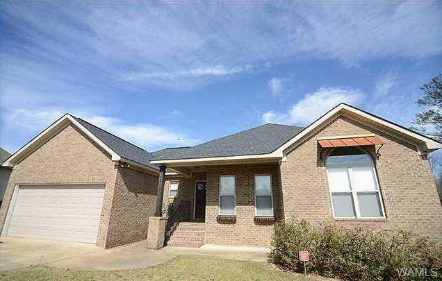 3916 Joshua Circle, TUSCALOOSA, AL 35405 (MLS #139445) :: The Advantage Realty Group