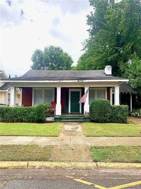 1706 8th Street, TUSCALOOSA, AL 35401 (MLS #139510) :: The Alice Maxwell Team