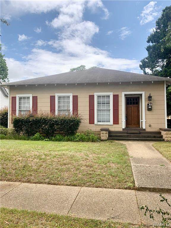 1431 7th Street, TUSCALOOSA, AL 35401 (MLS #139512) :: The Alice Maxwell Team