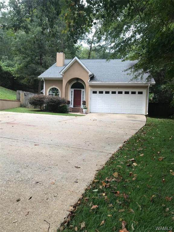4300 Woodland Forest Drive, TUSCALOOSA, AL 35405 (MLS #140441) :: The Alice Maxwell Team