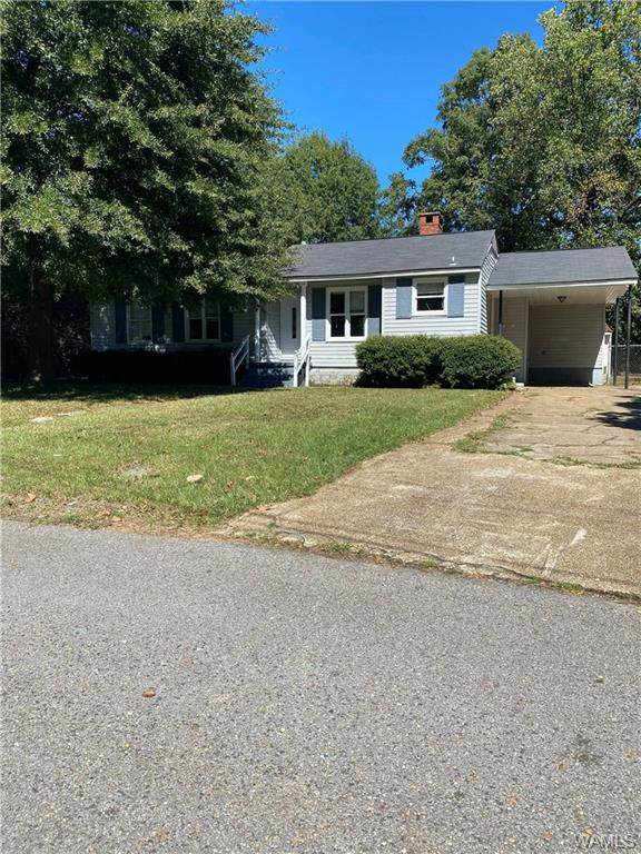 421 25th Street E, TUSCALOOSA, AL 35401 (MLS #140651) :: Caitlin Tubbs with Hamner Real Estate