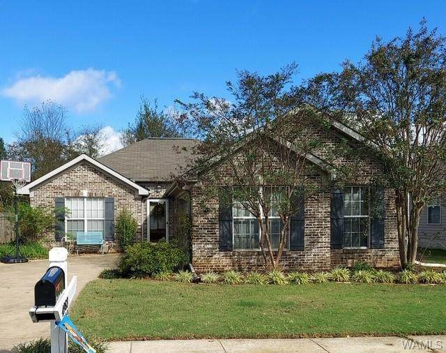 4983 Ross Circle, NORTHPORT, AL 35475 (MLS #141038) :: The K|W Group