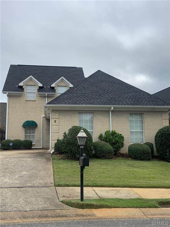 3 Highland Manor, TUSCALOOSA, AL 35406 (MLS #141039) :: Caitlin Tubbs with Hamner Real Estate