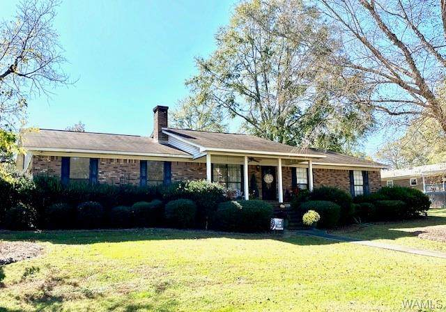 316 Grayson Drive, LINDEN, AL 36748 (MLS #141455) :: The Alice Maxwell Team
