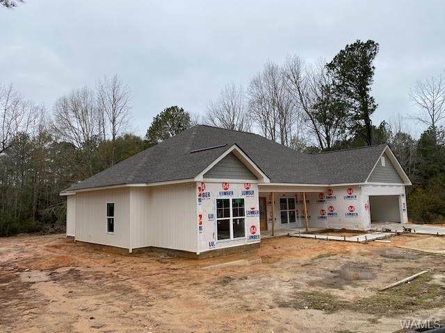 12850 Lesueur Road, NORTHPORT, AL 35475 (MLS #141586) :: The K|W Group
