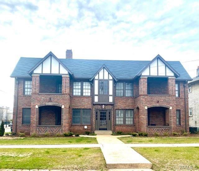 721 20th Avenue #103, TUSCALOOSA, AL 35401 (MLS #142023) :: The Gray Group at Keller Williams Realty Tuscaloosa