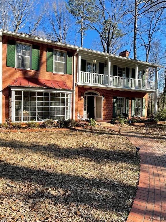 51 Cherokee Hills, TUSCALOOSA, AL 35404 (MLS #142577) :: The Gray Group at Keller Williams Realty Tuscaloosa