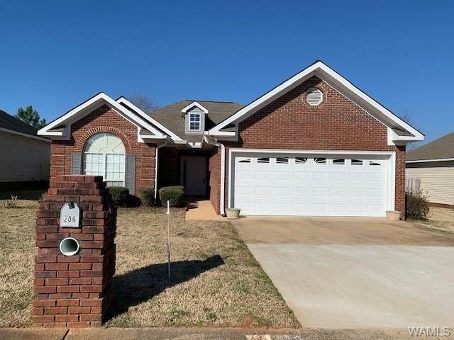 206 Azalea Lane, MOUNDVILLE, AL 35474 (MLS #142797) :: The Gray Group at Keller Williams Realty Tuscaloosa