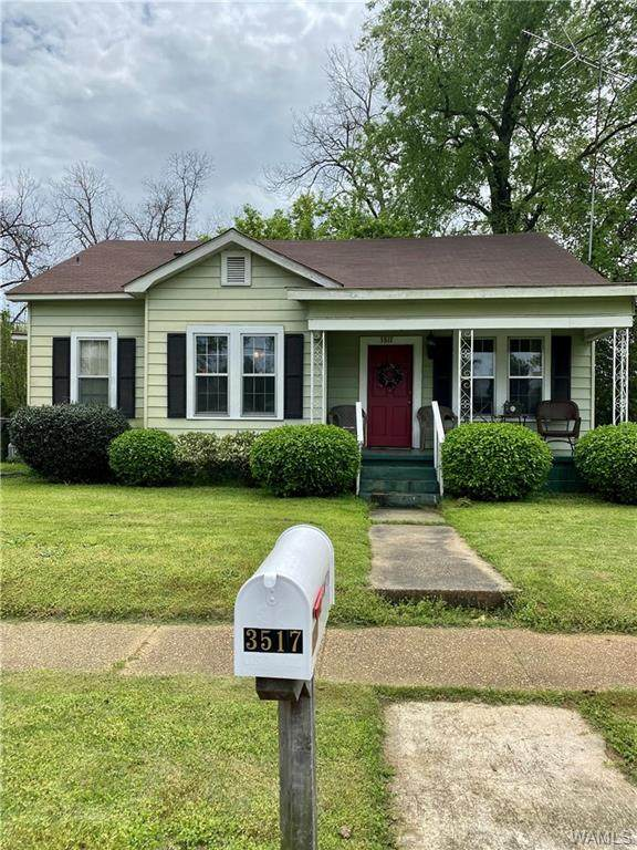 3517 9th Street, TUSCALOOSA, AL 35401 (MLS #143369) :: The Gray Group at Keller Williams Realty Tuscaloosa