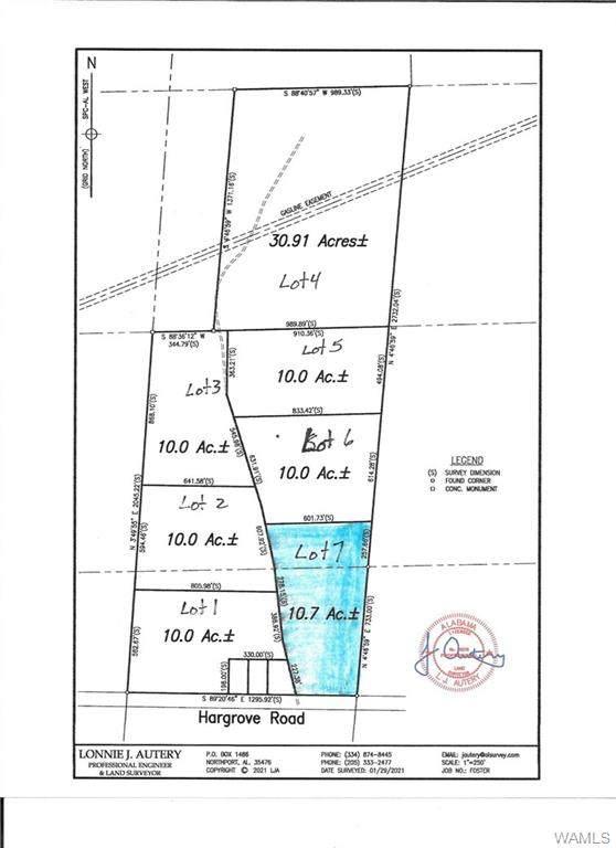 001 Hargrove Rd E, TUSCALOOSA, AL 35405 (MLS #143418) :: The Advantage Realty Group