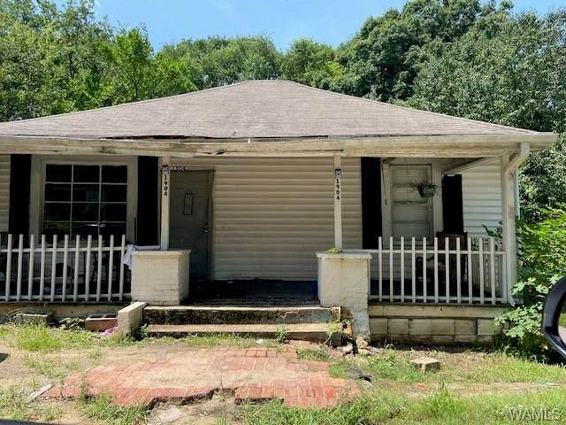 1094 Garber Street, TUSCALOOSA, AL 35404 (MLS #145710) :: The Gray Group at Keller Williams Realty Tuscaloosa