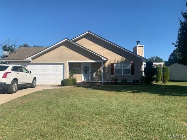 3719 NW Diamondhea Ln, NORTHPORT, AL 35473 (MLS #146623) :: The Gray Group at Keller Williams Realty Tuscaloosa