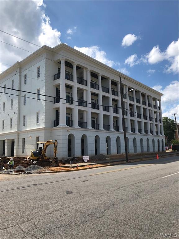 510 13TH Street #206, TUSCALOOSA, AL 35401 (MLS #128749) :: The Gray Group at Keller Williams Realty Tuscaloosa