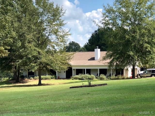 184 Pine Ridge, GALLION, AL 36742 (MLS #130070) :: The Advantage Realty Group