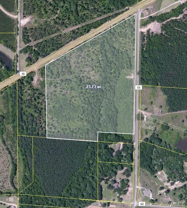 0 Highway 18 E, BERRY, AL 35546 (MLS #132726) :: The Gray Group at Keller Williams Realty Tuscaloosa