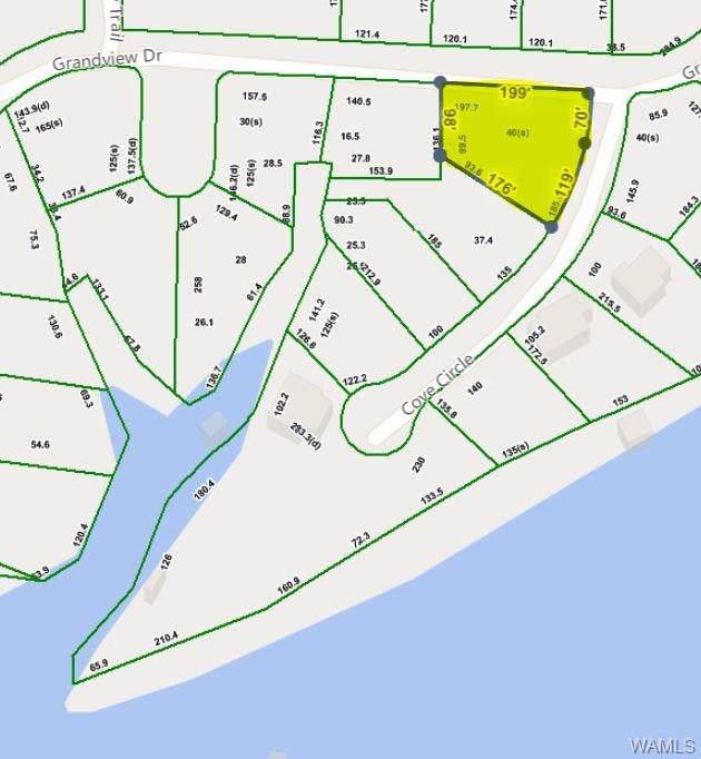16 Cove Circle, NORTHPORT, AL 35475 (MLS #135024) :: The Alice Maxwell Team