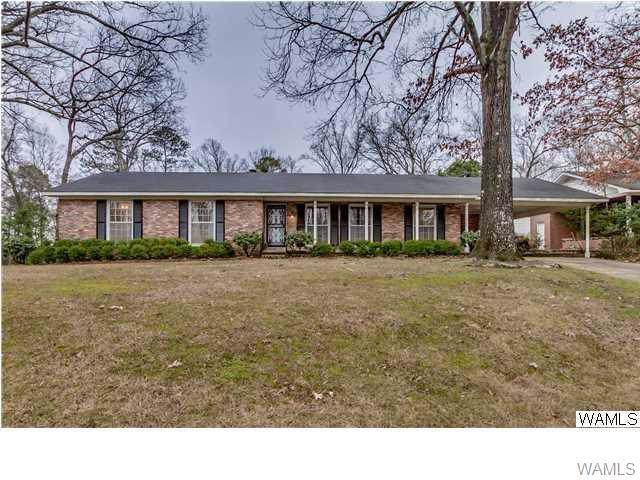 4215 Hillsboro Drive, TUSCALOOSA, AL 35404 (MLS #135186) :: The Advantage Realty Group