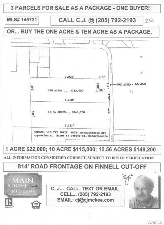 11828 Finnell Cutoff Road - Photo 1