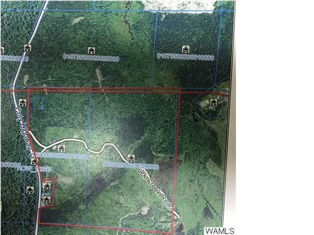 00 County Rd 191, WEST GREENE, AL 35491 (MLS #107317) :: Hamner Real Estate