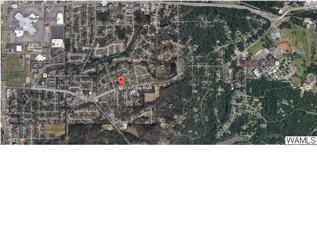 2101 Loop Road #1, TUSCALOOSA, AL 35405 (MLS #107351) :: The Alice Maxwell Team