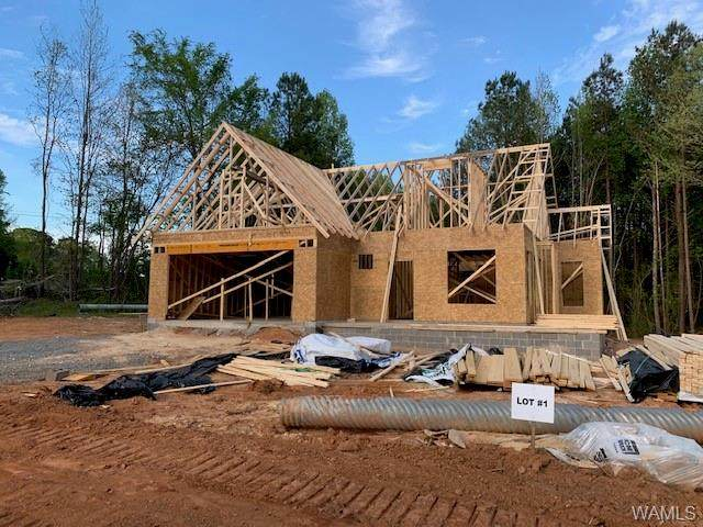 000 Northside Road, BERRY, AL 35546 (MLS #142142) :: The Advantage Realty Group