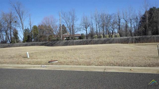 Lot 15 Kathryn, Mt Pleasant, TX 75455 (MLS #10040418) :: RE/MAX Professionals - The Burks Team