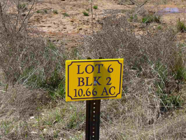 TBD Clydesdale Ct. Lot 6, Blk 2, Longview, TX 75605 (MLS #10067127) :: Griffin Real Estate Group