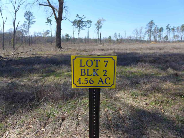 TBD Clydesdale Ct. Lot 7, Blk 2, Longview, TX 75605 (MLS #10067129) :: Griffin Real Estate Group