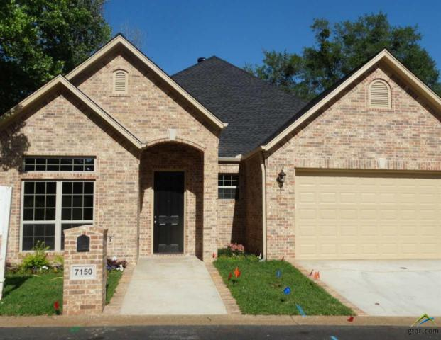 7150 Holly Square Ct, Tyler, TX 75703 (MLS #10080533) :: The Wampler Wolf Team
