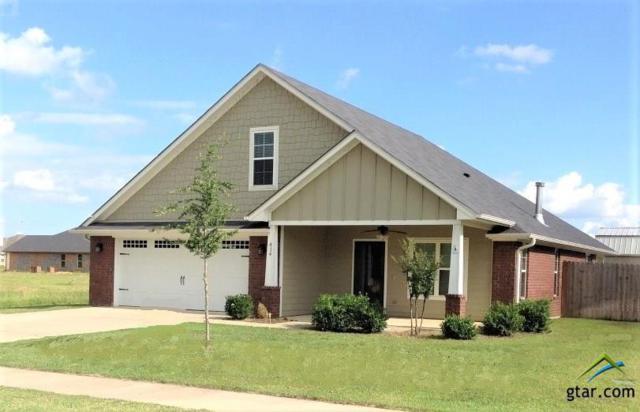 414 Harrell  Drive, Chandler, TX 75758 (MLS #10081521) :: RE/MAX Professionals - The Burks Team
