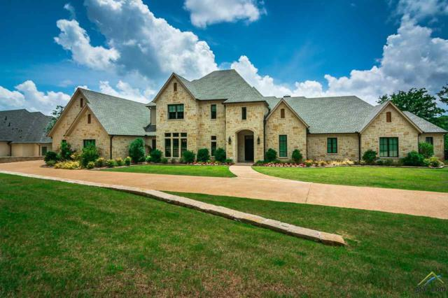 1920 Stonegate Circle, Tyler, TX 75703 (MLS #10082416) :: The Rose City Team