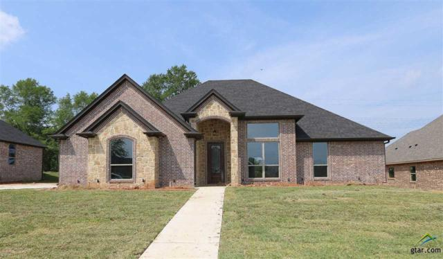 7611 Hickory Spring Lane, Tyler, TX 75703 (MLS #10082630) :: RE/MAX Impact