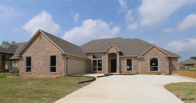 7607 Laurel Springs Lane, Tyler, TX 75703 (MLS #10082632) :: RE/MAX Impact