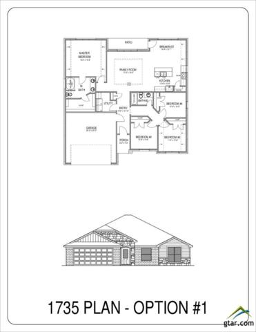 370 Asher, Lindale, TX 75771 (MLS #10083062) :: RE/MAX Professionals - The Burks Team