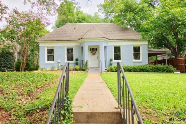 319 W Fourth St., Tyler, TX 75701 (MLS #10083442) :: The Rose City Team