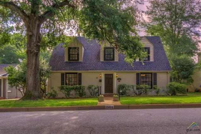 1504 Donnybrook Ave, Tyler, TX 75701 (MLS #10083548) :: RE/MAX Professionals - The Burks Team