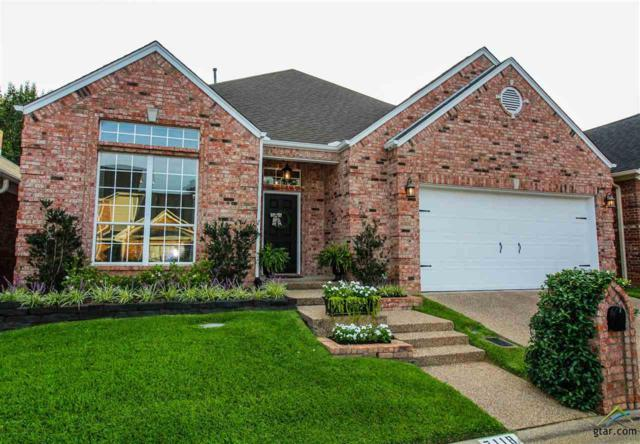 7118 Holly Square Court, Tyler, TX 75703 (MLS #10083768) :: The Rose City Team