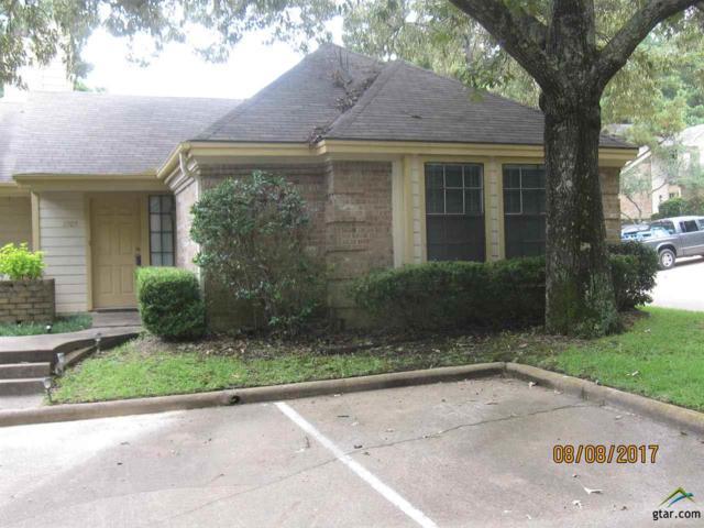 1705 Eaglewood Drive, Tyler, TX 75703 (MLS #10085045) :: RE/MAX Professionals - The Burks Team