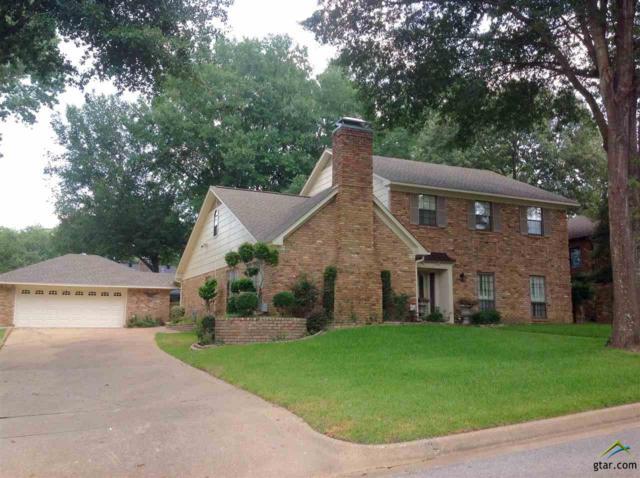 6002 Foxcroft Rd, Tyler, TX 75703 (MLS #10085200) :: RE/MAX Professionals - The Burks Team