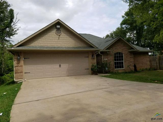 2207 N Bois D Arc Ave., Tyler, TX 75702 (MLS #10085311) :: The Wampler Wolf Team