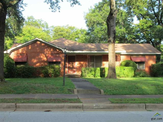 712 Donnybrook Ave, Tyler, TX 75701 (MLS #10085429) :: RE/MAX Professionals - The Burks Team