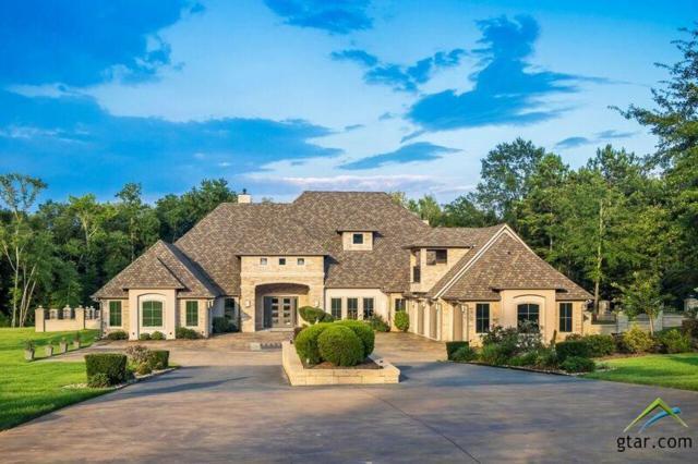 8 Stone Ridge, Longview, TX 75605 (MLS #10085705) :: RE/MAX Professionals - The Burks Team