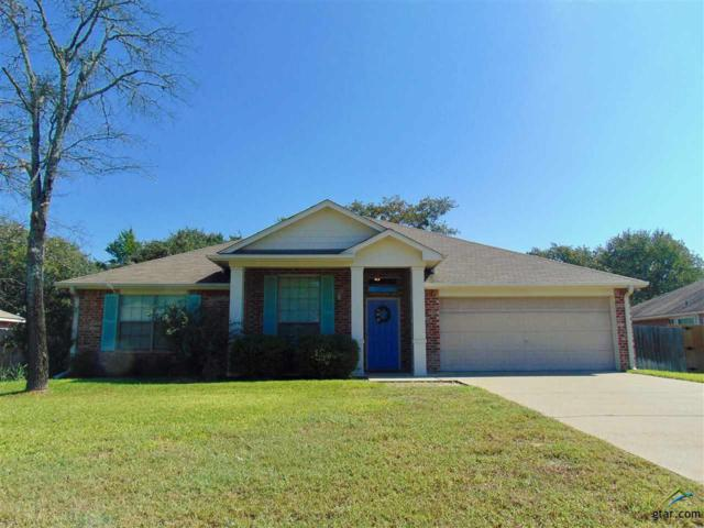377 Asher Lane, Lindale, TX 75771 (MLS #10087361) :: The Rose City Team