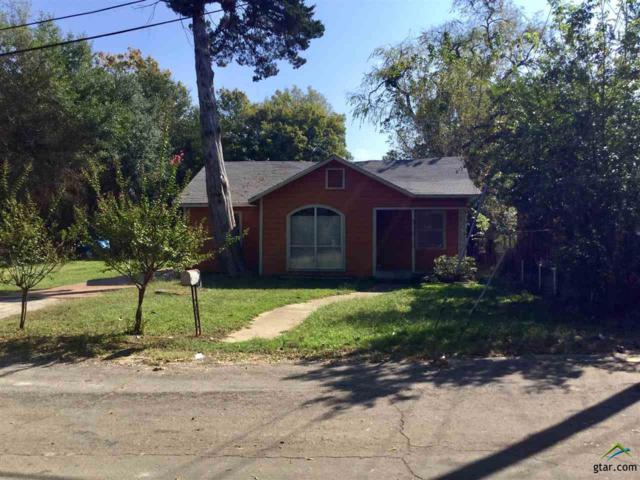 1725 Summit Ave., Tyler, TX 75701 (MLS #10087375) :: RE/MAX Professionals - The Burks Team