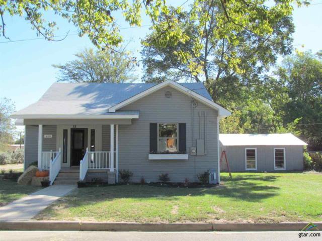 610 N Chestnut, Winnsboro, TX 75494 (MLS #10087490) :: The Rose City Team