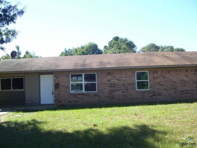 1509 E Goodwin, Jacksonville, TX 75766 (MLS #10087560) :: The Rose City Team