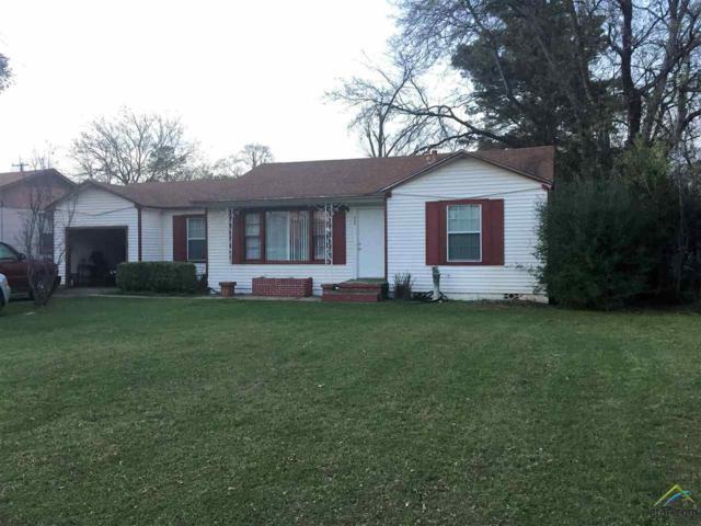 312 Pleasant Street, Mt Pleasant, TX 75455 (MLS #10087566) :: RE/MAX Professionals - The Burks Team