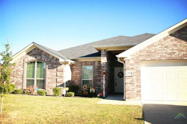 5833 Thompson Place, Tyler, TX 75707 (MLS #10087571) :: RE/MAX Impact