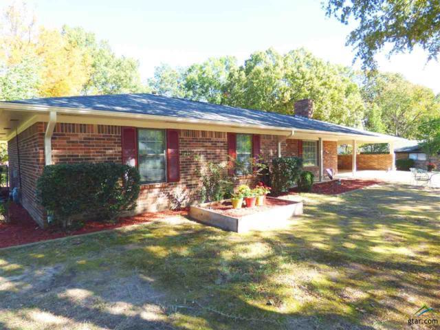 503 Rosewood St., Mt Pleasant, TX 75455 (MLS #10087797) :: RE/MAX Professionals - The Burks Team