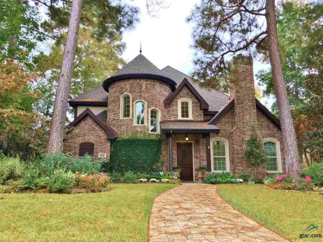 4534 Triggs Trace, Tyler, TX 75709 (MLS #10088285) :: The Rose City Team